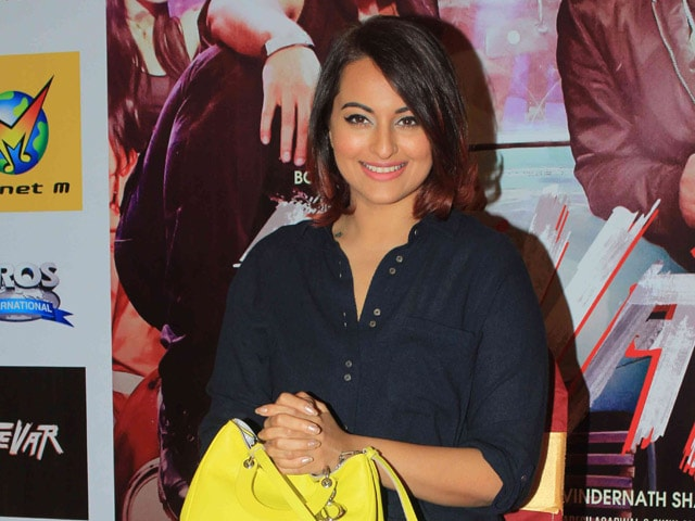 Sonakshi Sinha Returns to Non-Commercial Genre With Amrita Pritam Biopic