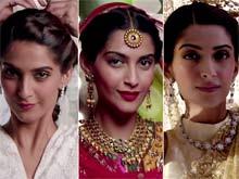 'प्रेम रतन धन पायो' में माँ के ज़ेवर पहनेंगी सोनम कपूर