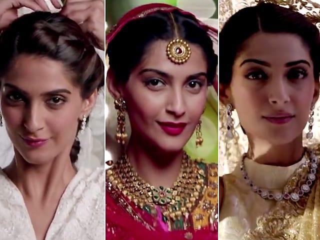 In Dolly Ki Doli Trailer, Sonam Kapoor is a Robber Bride