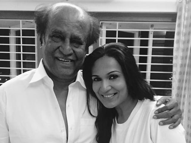 Rajinikanth's Daughter Soundarya Expecting First Child