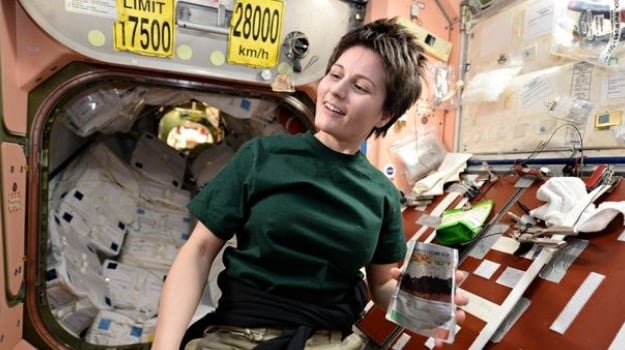 Space Cuisine: The Final Frontier