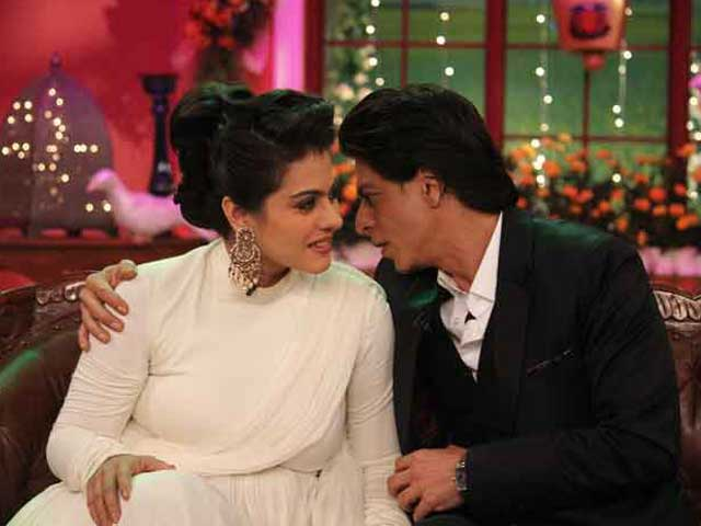 Raj and Simran Are Still Smitten, 19 Years After DDLJ