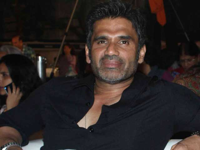 Suniel Shetty May Produce Films For His Children