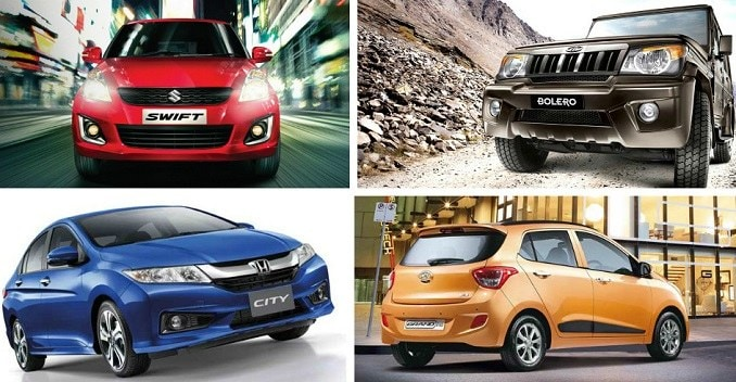 Top 10 Selling Cars in India - January 2015