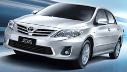 Over 23,000 Toyota Corolla Altis Recalled In India To Fix Faulty Airbags