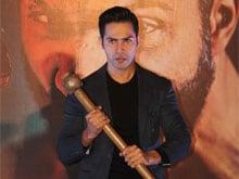 Varun Dhawan: Can't Say I Enjoyed Doing <i>Badlapur</i> as I Suffered a Lot