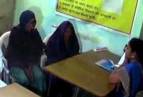 राजस्थान में खाप पंचायत के आदेश पर 80-वर्षीय बूढ़ी को निर्वस्त्र कर गधे पर घुमाया