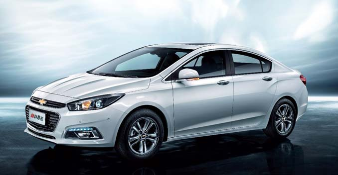 Should Chevrolet's New-Gen Cruze and Aveo Come to India ...