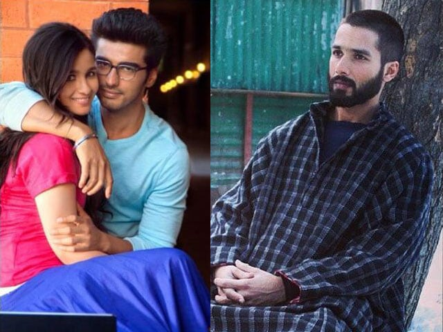 Filmfare Awards 2015: 2 States, Haider Lead Nominations