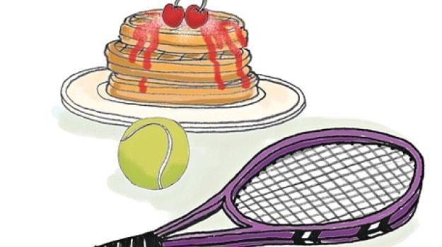Breakfast of Champions: Roger Federer's Waffles