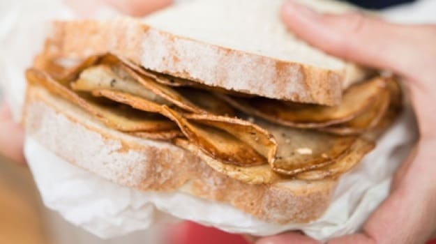 Crunch Time: The Art of the Crisp Sandwich