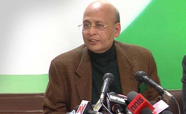 रक्षामंत्री के आरोपों का अभिषेक मनु सिंघवी ने किया खंडन, कहा- नीरव मोदी की कंपनी से कोई लेना-देना नहीं