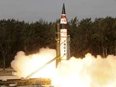 India Set To Test Launch Agni-5 Missile Tomorrow