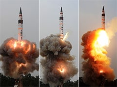 After China's Comment On Agni-V Missile Test, India's Curt Response