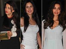Aishwarya Rai, Katrina Kaif, Deepika Padukone Bring in Farah Khan's Birthday