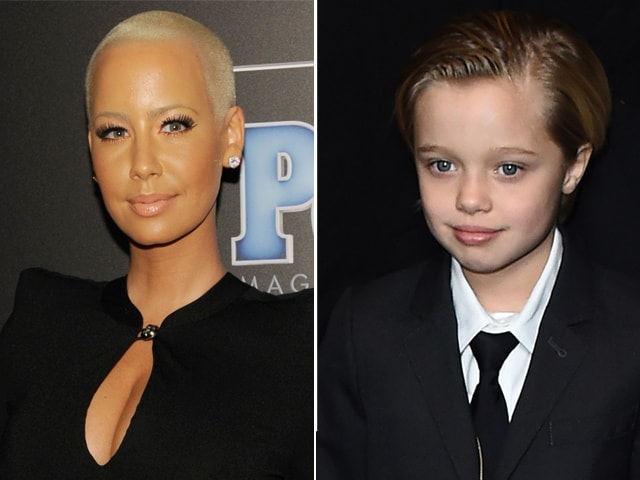 Amber Rose Faces Backlash For Controversial Comment on Shiloh Jolie-Pitt