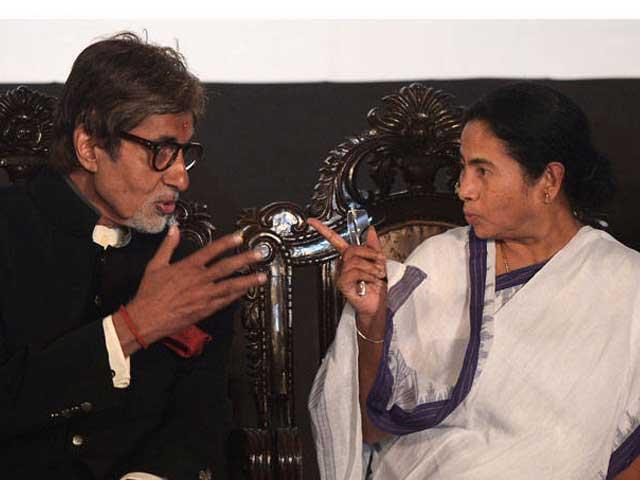 Mamata Banerjee: Padma Vibhushan Not Enough For Amitabh Bachchan