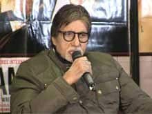Amitabh Bachchan on Failing an Audition Test and Sounding Like Frank Sinatra