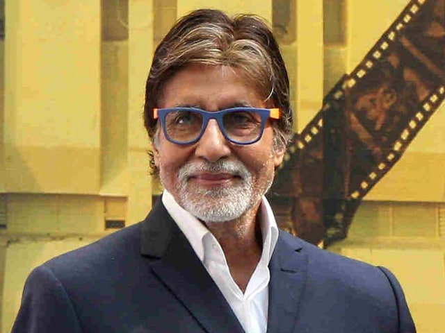 Amitabh Bachchan: Not Part of Narendra Modi Government's Ad Campaign
