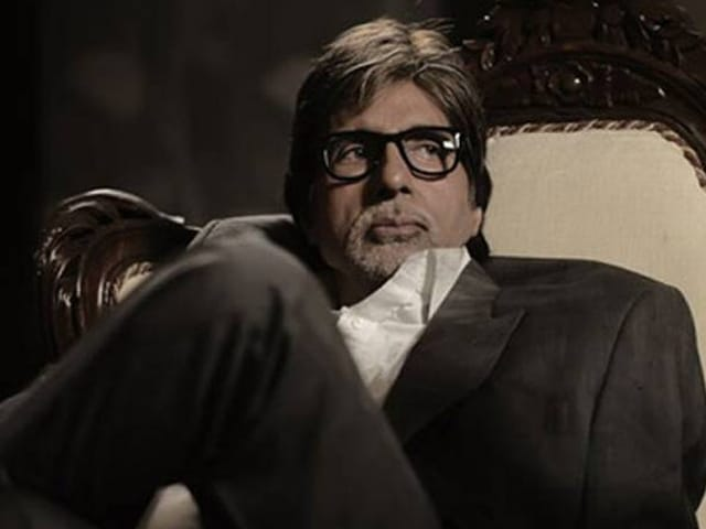 Amitabh Bachchan: Will Try Hand at Television Again