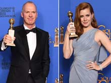 Golden Globes 2015: <i>Boyhood, Birdman</i>, Amy Adams Win Top Prizes