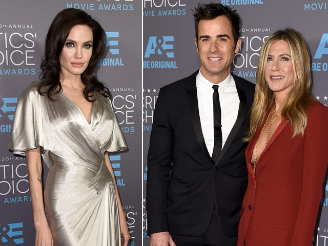Angelina Jolie, Jennifer Aniston on Same Red Carpet. It Could Have Been Awkward