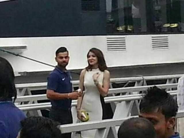 For Anushka Sharma and Virat Kohli, Cruise Control in Sydney