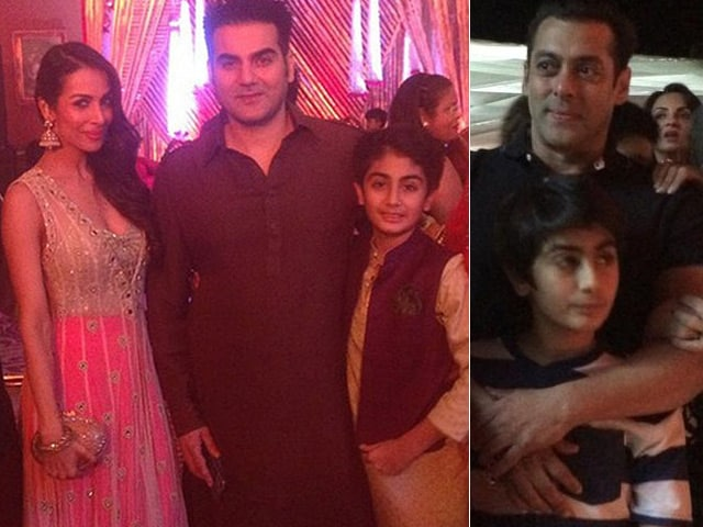 Arbaaz Khan Says His Son Arhaan is 'Fascinated' by Films