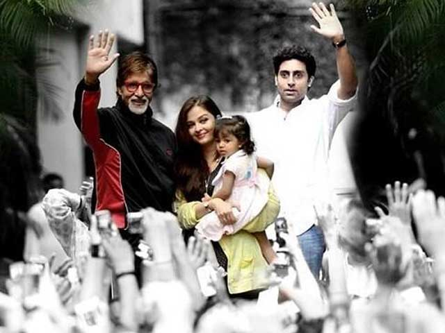 A Bachchan-Heavy 2015: From Aaradhya to Amitabh, They Have a Crowded Year
