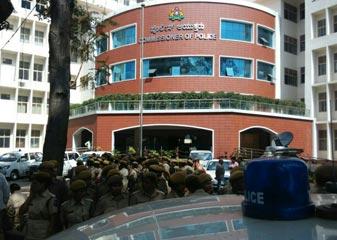 आतंकी मोड्यूल का पर्दाफाश, एमबीए छात्र समेत तीन गिरफ्तार
