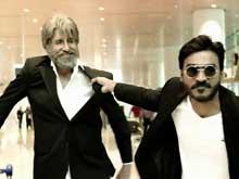 I'll Not Do Amitabh Bachchan's Films, Says Dhanush