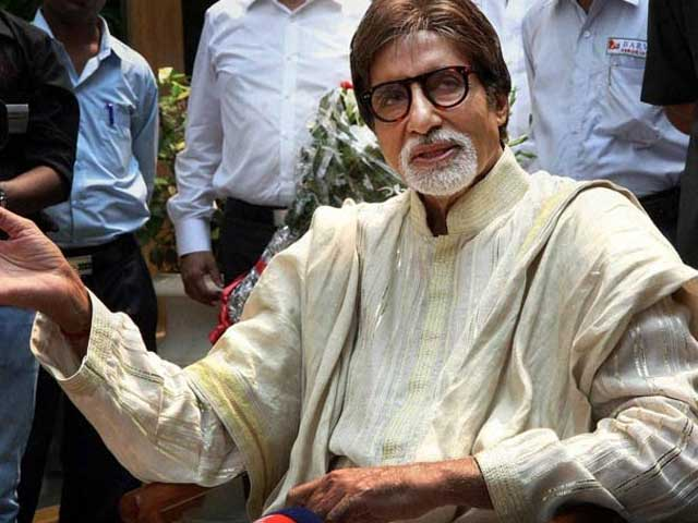For Amitabh Bachchan, a Day of Prayer to Mark His Father's Death Anniversary
