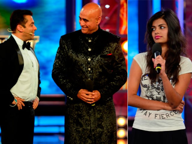Bigg Boss 8: Sonali Raut and Puneet Issar Evicted