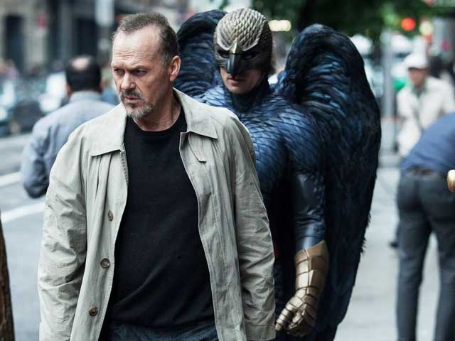 Birdman Explores Ego and Art, On Screen and Off