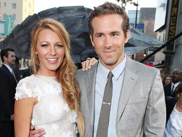 Blake Lively, Ryan Reynolds Are Parents Now, But They Haven't Said so Yet