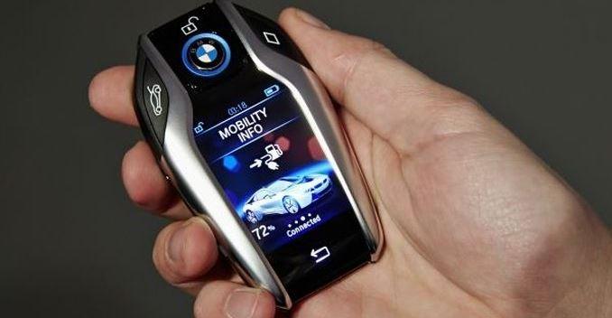 CES 2015: BMW Goes Tech-Heavy