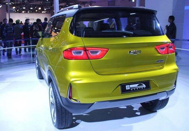 Chevrolet Adra compact SUV