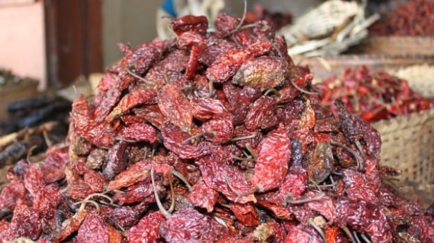 Hot News: One of The World's Spiciest Chilli Grows in India!