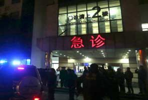 चीन में भगदड़, 36 की मौत