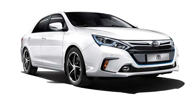5 Biggest Chinese Carmakers