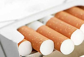 खुली सिगरेटों की बिक्री पर पाबंदी का प्रस्ताव