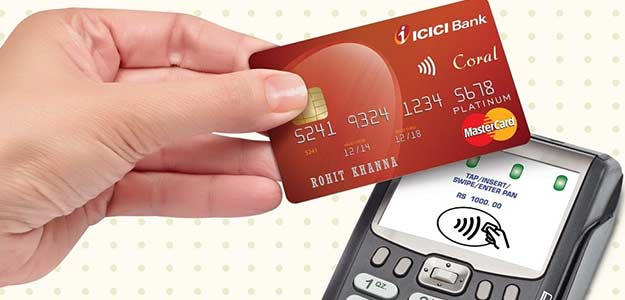 how to make icici credit card payment online