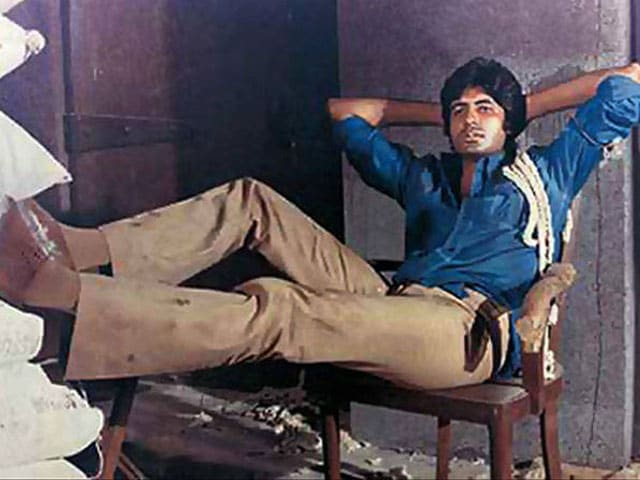40 Years Later, 12 Fun Facts About Amitabh Bachchan's Deewar