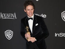 Golden Globes Winner Eddie Redmayne Considered Quitting Acting
