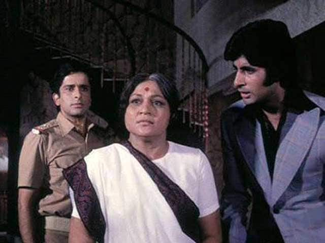 Amitabh Bachchan's Deewar is 40: 9 Things You Didn't Know About the Angry Young Man
