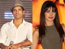 Priyanka Chopra, Farhan Akhtar Duet in <i>Dil Dhadakne Do</i>