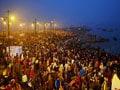 मौनी अमावस्या पर एक करोड़ लोगों ने लगाई गंगा में डुबकी