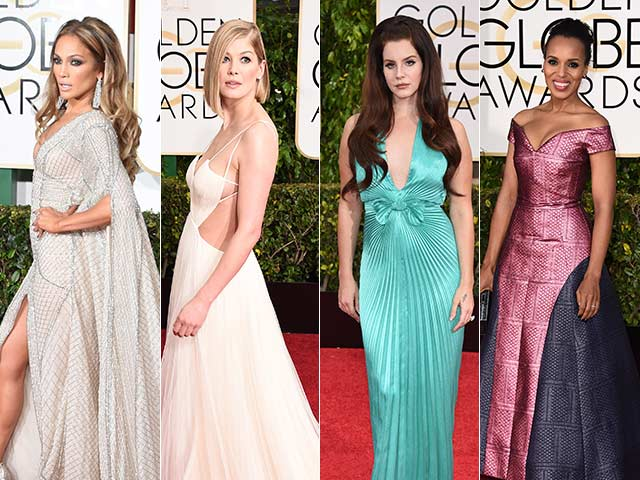 Golden Globes 2015: 10 Worst Dressed Stars