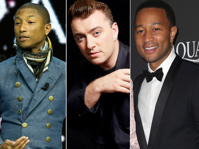 Grammys 2015: Performance Line-up Includes Pharrell, Sam Smith, John Legend