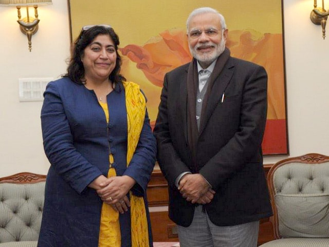 PM Modi's Latest Filmy Visitor: Bend It Like Beckham's Gurinder Chadha